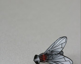 House Fly Pin