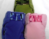 All In One reusable Diapers medium camouflage