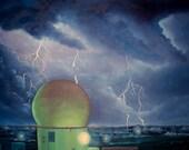 The Dome ORIGINAL 24X36