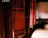RED DOOR 5x7 Print