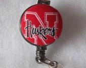 Nebraska Huskers  Badge Reel