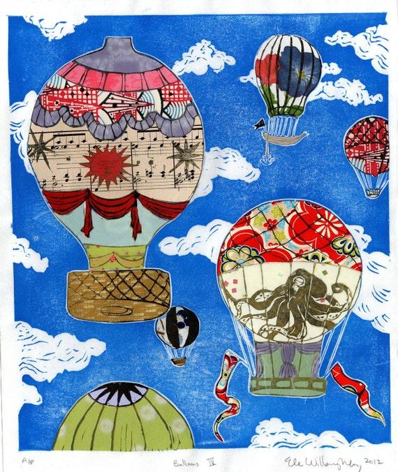 Hot Air Balloons IV- Multimedia