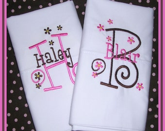Super Fun Personalized Pillowcase