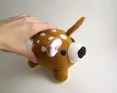 Bubble Deer Stuffed Animal