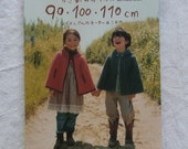 Charming Crocheted Sweaters, Hats and Scarves - Japanese Crochet Book