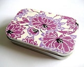 1 Large Rectangle Chiyogami Gift Tin (Great for Gift Cards)