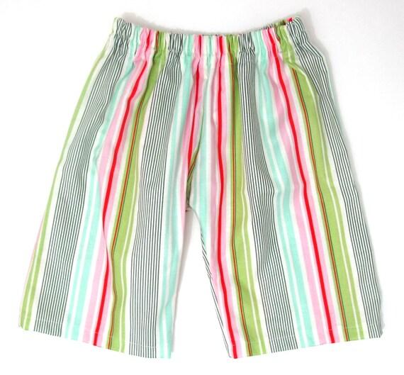 SALE 3T Lounge Pants - Lollipop Stripe - Ready To Ship