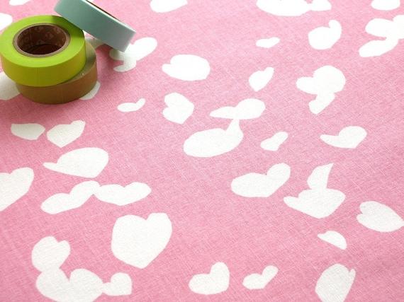SALE - Fabric - Katsura in Cherry Pink