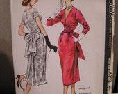 McCalls 4292 Vintage 1957 Misses Dress Size 12 UNCUT