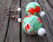pescado earrings