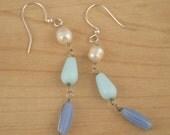 1,2,3 bead earrings