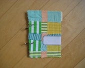 quilted paper journal // saltwater