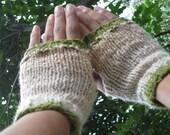 Baby Turnip Fingerless Gloves