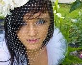 Rococco Ice White Bridal Wrap