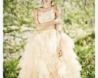 Made to Order Bonzie Signature Bridal Skirt