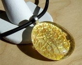 Canary Shimmerstone Pendant