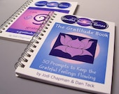Gratitude Journal Gift Set - I Am Grateful For and The Gratitude Book