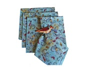 Bird Napkins, Butterfly Napkins Bird Home Décor,
