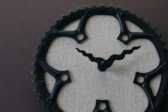 bicycle clock - naturale