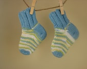 Cotton Knit Socks