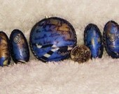Words can not describe these beautiful polymer clay beads ZNE, PCAGOE