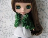 Blythe Emerald Retro Jacket