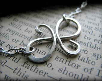 Best Friends Friendship Bracelet - PRIORITY USPS - Tattoo Angel Symbol Sterling Silver Gift BFFs Sisters Mother Daughter