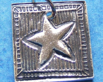 Whimsical Star Necklace