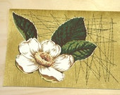 Flower and Stitches, Gold