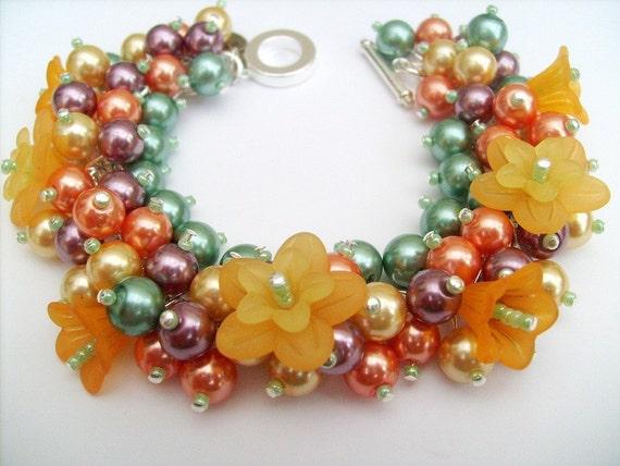 Perfect Day - Handmade Charm Bracelet by Kim Smith SRAJD