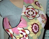 Custom Baby Sling...Reversible Pouch Sling...SnuggleBug...Over 60 Fabrics to Choose From      Ships Super Fast