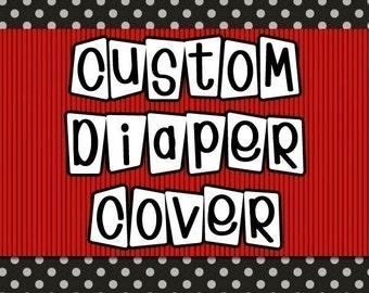 Custom M2M Diaper Cover Bloomers size NB, S, M, L