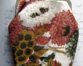 Grandmas Couch Vintage Cigarette Purse Cellphone Holder RESERVED FOR INSPECTABECK