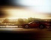 Ferrari Movement - 8x12 - Home Decor