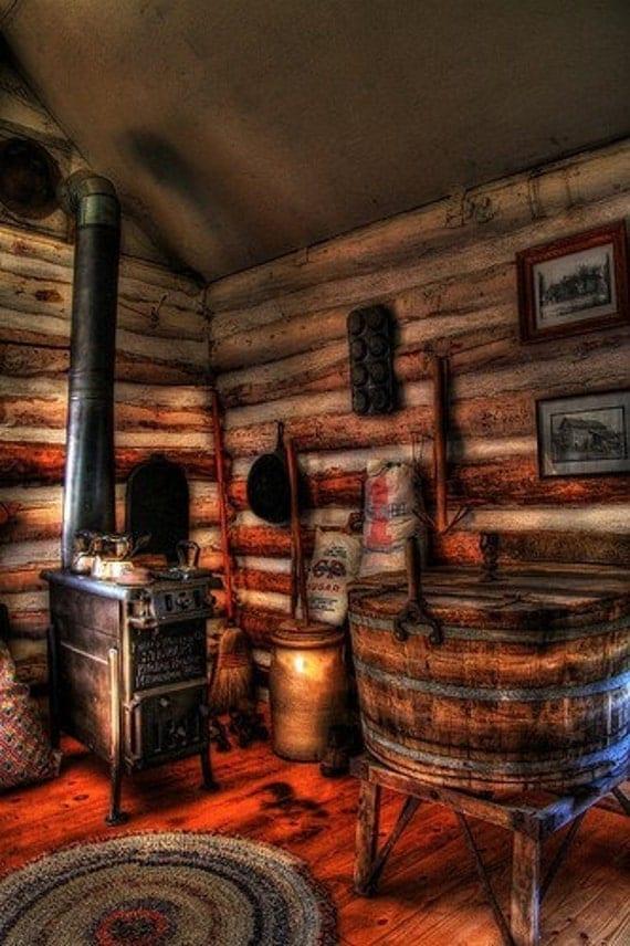 Rustic Decor Midwest Art Kitchen Decor Home Decor Inside