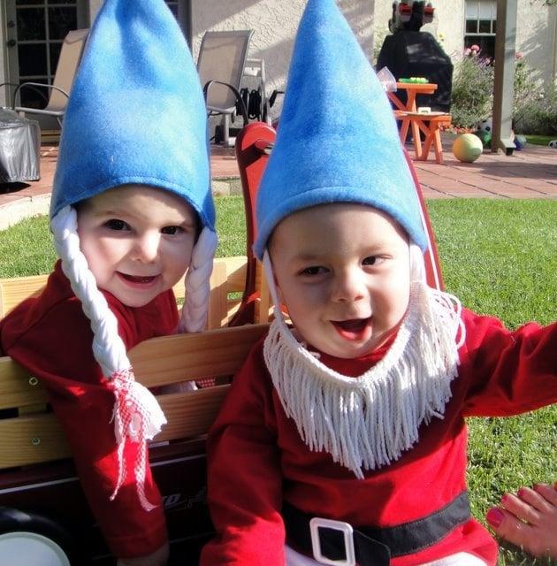 Baby Gnome: Baby Gnome Costume SIZES 12mo 18mo 24mo 2T