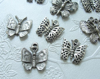 Butterfly Charms (8pcs)