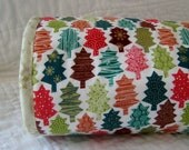 RESERVED FOR SHELLY - Christmas Potluck Patchwork Quilt