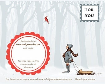 Gift Certificate - 30