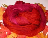 Sale item  Hand Dyed Superwash Merino Sock Yarn--Ares