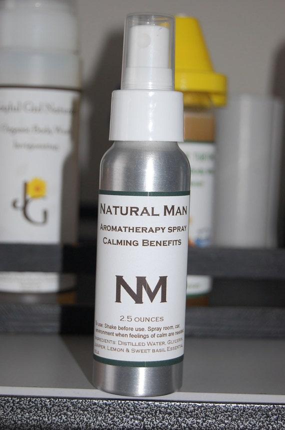 Natural Mustache and Beard Softener Spray