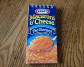 Macaroni and Cheese Recycled Note Pad with 100% RECYCLED PAPER