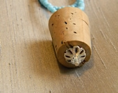 Luna Lovegood's Butterbeer Cork Necklace - Keep the Nargles Away