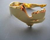Bathing Beauty Cuff Bracelet - Gold  HALF OFF ORIGINAL PRICE