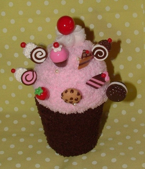 1X Sweet Sewing Pin Topper - Choose your own (polymer clay)