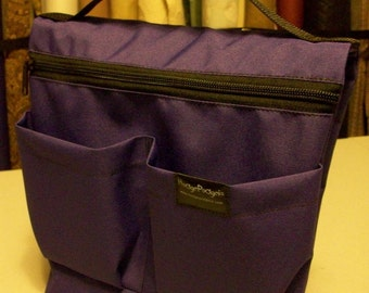 Walker Bag - Purple