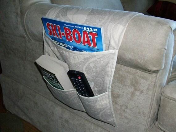 Chair Caddy - Modern Textured
