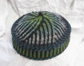 Binah Bukharan Kippah (Kufi or Pillbox Hat) Pattern