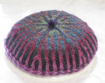 Shekhinah Roots Kippah Pattern