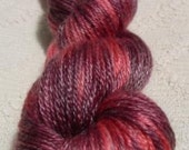 Was 23 USD - Love Potion - 350 yds Superwash Merino and Tencel Blend - Fingering Weight